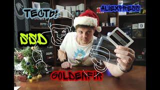 #SSD #goldenfir Лучший SSD c Aliexpress. Goldenfir. Тесты. Разоблачение