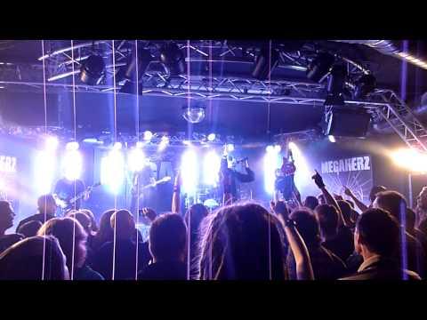Megaherz, Herz Aus Stein HD, live Siegburg Kubana, 14.12.2012