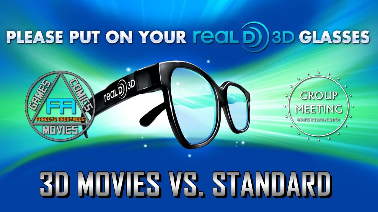 RealD 3D vs. XD vs. IMAX Movies – Which Do You Prefer? (Group ...