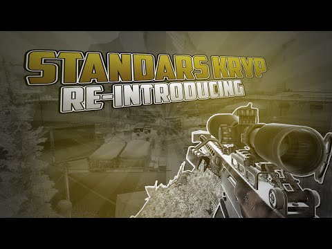 Re-Introducing Standars Kryp by Stdrs Smapp!
