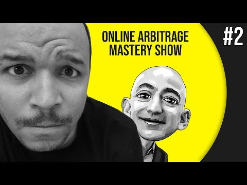 Jeff Bezos Loses $3.83Billion & Auto Approving Brands? | Online Arbitrage Mastery Show & Podcast Ep2