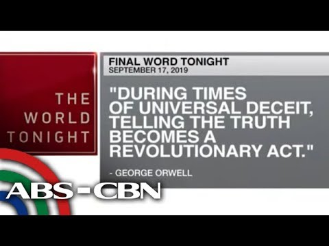 Final Word - September 17, 2019 | ANC
