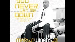 MARVIN WINANS JR   INTERVIEW