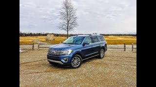 2018 Ford Expedition Limited Review