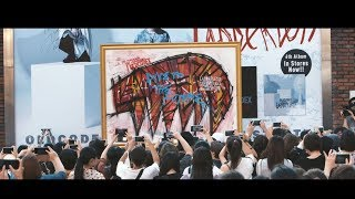 OLDCODEX YORKE. Shinjuku Live Paint SPOT MOVIE