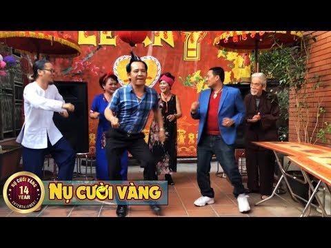 Điệu nhảy Khét Lẹt của Quang Tèo - Vượng Râu - Chiến Thắng trong phim hài tết 2019 (3:57 )