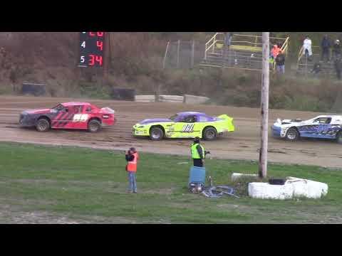 Genesee Speedway Street Stock Feature 10-26-19