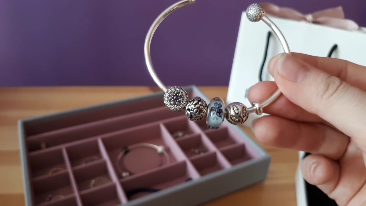 com by cube or bangle bangles end a ends bracelet to original how notonthehighstreet attic open pearl product