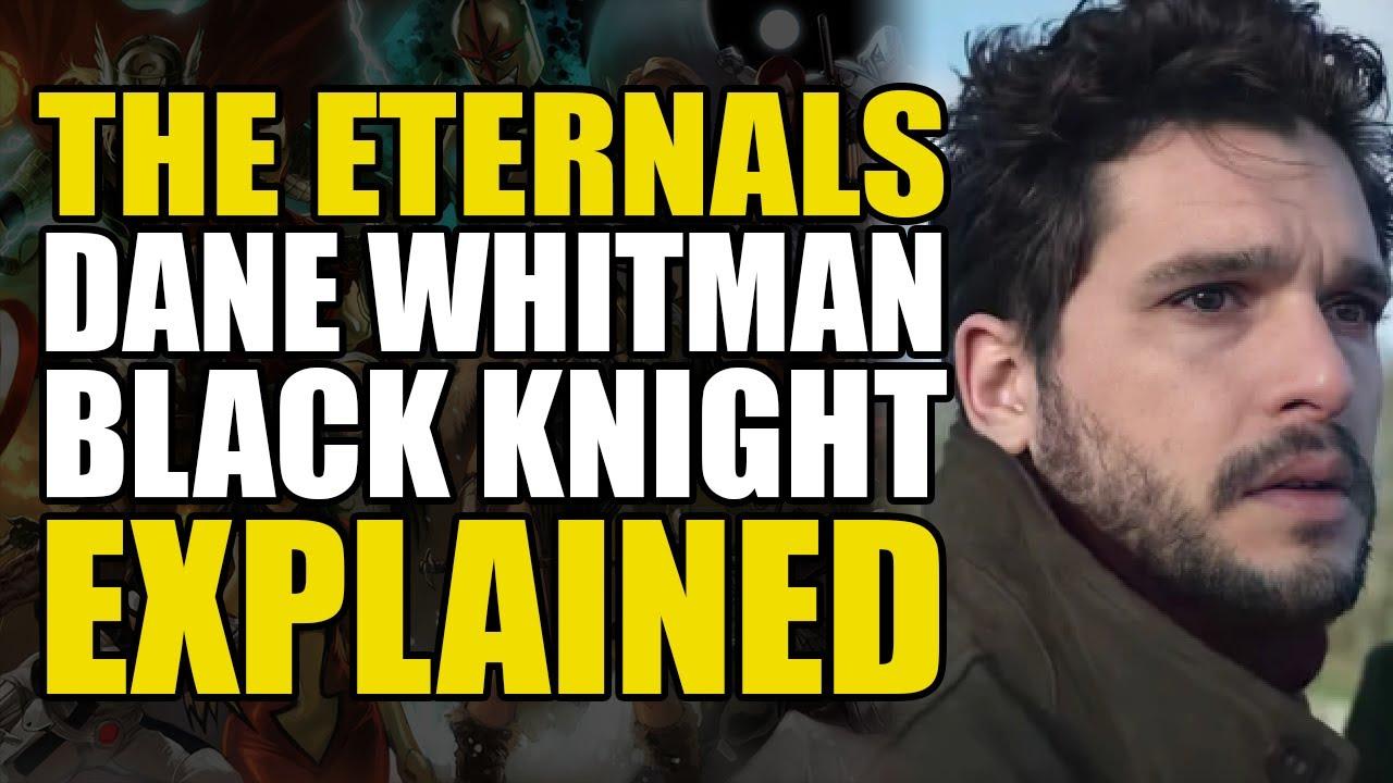 Download The Eternals: Dane Whitman/Black Knight Explained | Comics Explained