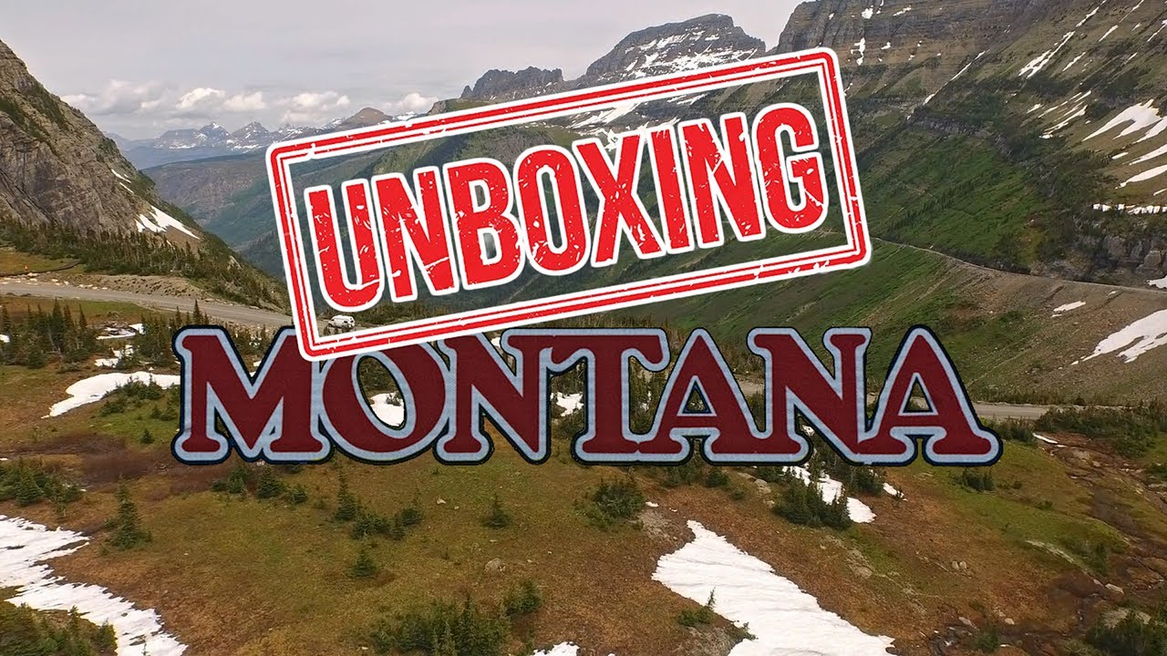 Download UNBOXING MONTANA: What It's Like Living in MONTANA