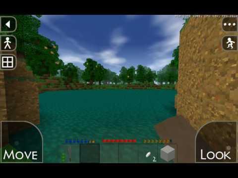 Survivalcraft Как играть - Основы, первый день, ферма еды