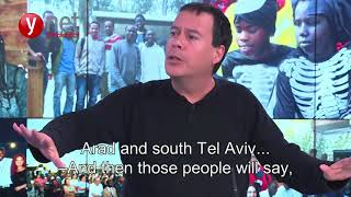 Interview on the issue of African refugees deportation in Israel (Part 4)  English Subtitle