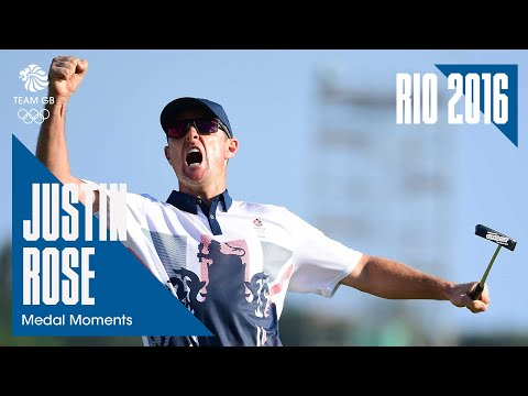 Rio Medal Moments: Justin Rose wins gold | Golf