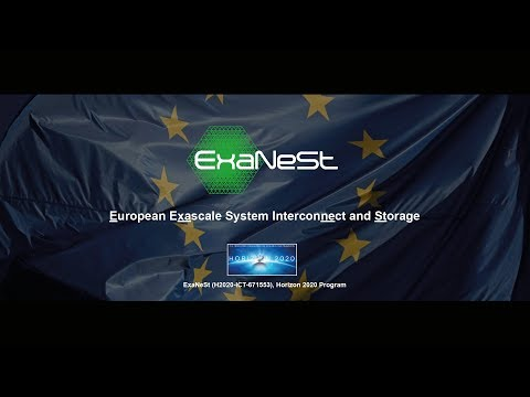 ExaNeSt: European Exascale System Interconnect and Storage