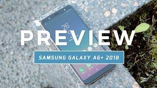 Samsung Galaxy A6 Plus 2018 preview (Dutch)