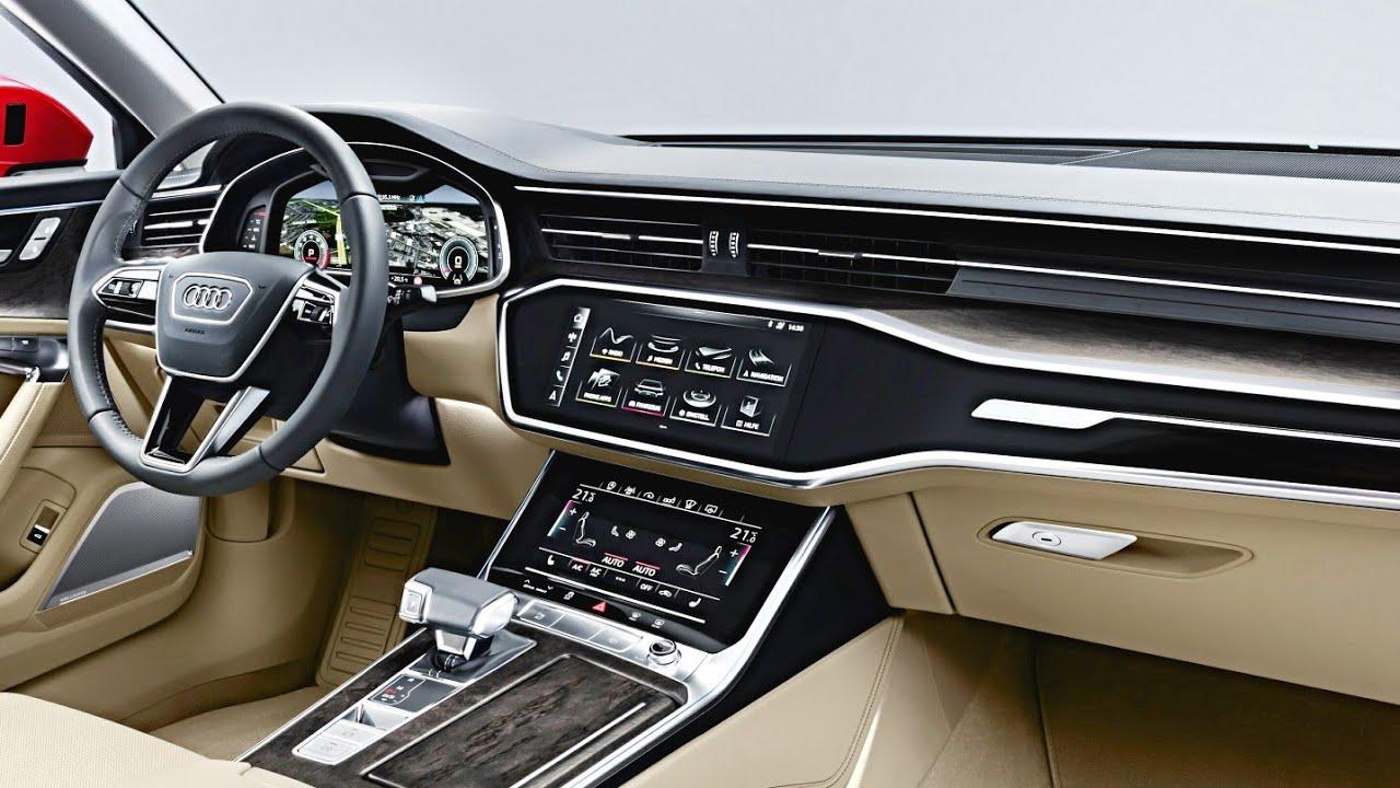 Audi A6 2019 Interior Youtube