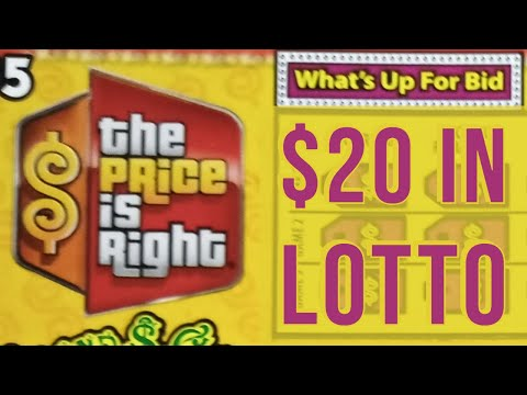The Price Is Right : Florida Lotto Scratchoff Tickets
