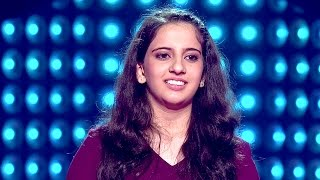 The Voice India - Shrinidhi Ghatate Performance in Blind Auditions