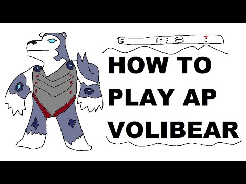 A Glorious Guide on How to Play AP Volibear