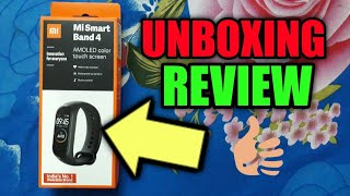 MI BAND 4 [UNBOXING] | REVIEW | PERFECT SPR