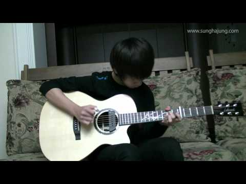 (Bruno Mars) Just The Way You Are - Sungha Jung