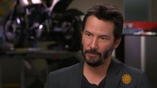 Keanu Reeves' passion for motorcycles