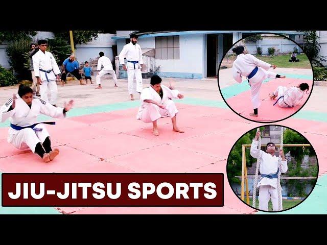 All You Need To Know About Jiu Jitsu In Pakistan