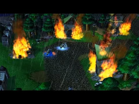 Warcraft 3: Arthas Campaign - Humans 04 - The March to Silvermoon