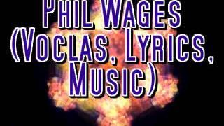 who needs sleep tonight - Phil Wages