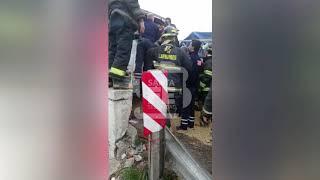 Rescate de los Bomberos Rafaela