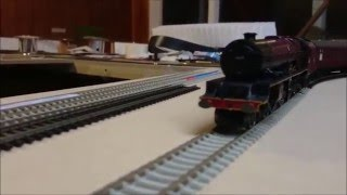 Main Layout - Hornby R2990XS BR Princess Helena Victoria DCC Steam Sound