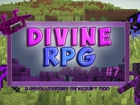[Клиент][1.6.4] Island RPG - Сборка с Divine RPG » Клиенты ...