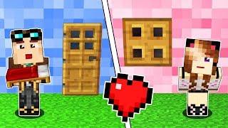 VADO A VIVERE CON ANNA! - Casa di Minecraft #1