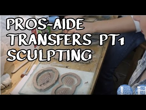 Sculpting DIY Prosthetics | LH EP 002- Prosthetic Transfers- Part 1