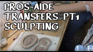 Larp House Episode 2.1 How to Sculpt Pros Aide Transfers