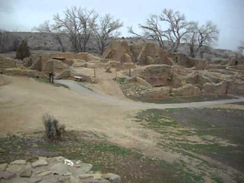 Aztec Ruins National Monument - March 21, 2011