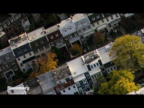 $16 Trillion U.S. Mortgage Market Rattles Wall Street