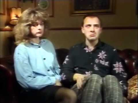 Rik Mayall on First Aids 1987