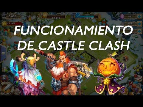 Aprende A Jugar Castle Clash (Básico)
