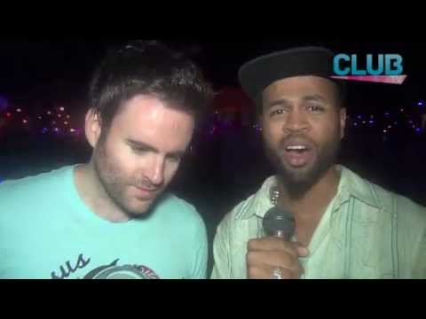 Gareth Emery Interview | EDC Orlando