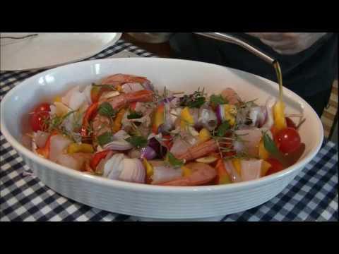 Spiedini di pesce al forno | RicetteDalMondo.it