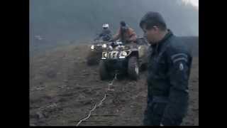 Casa Mia ATV Club - Cumhuriyet Barajı ATV 1  (POLARIS 850 XP VS KYMCO 500 VS KAZUMA 500 VS TGB 550İ)