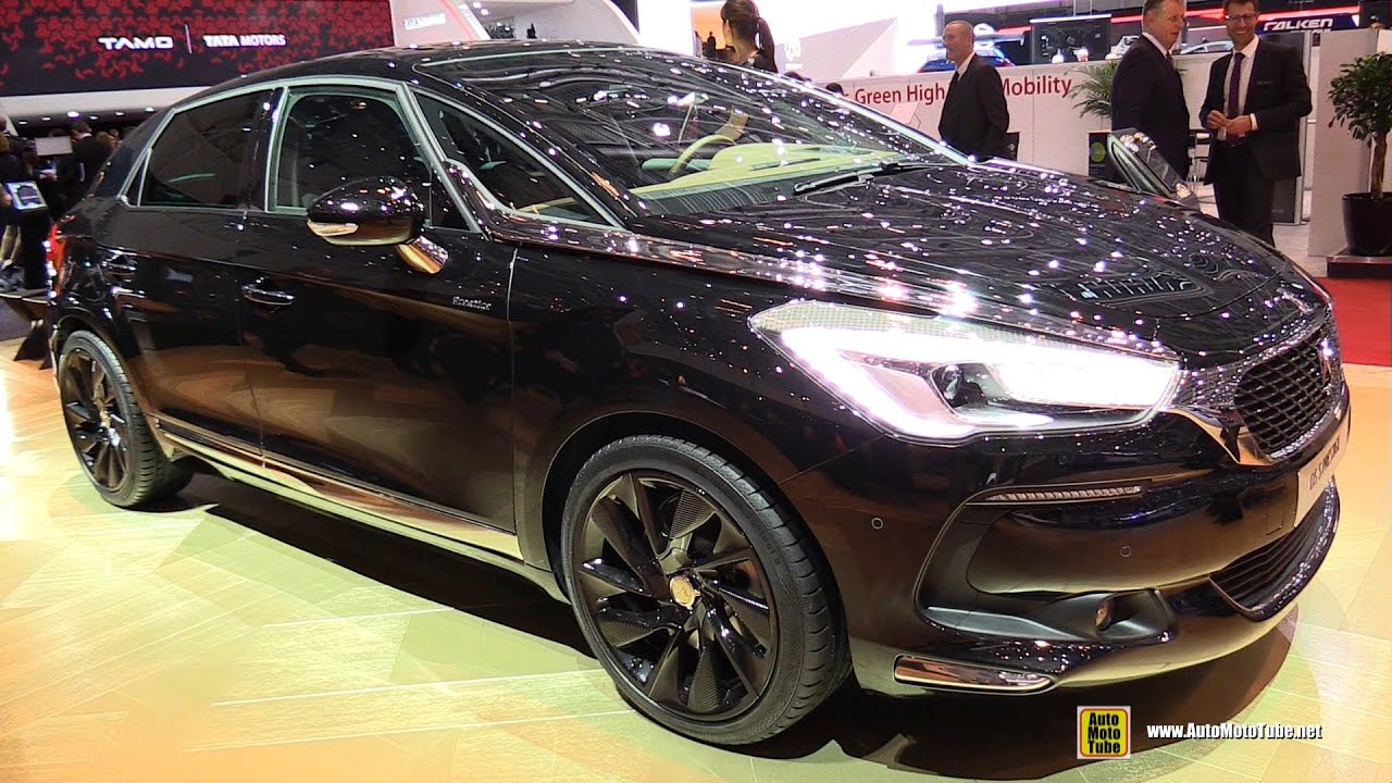 2017 citroen ds5 prestige exterior and interior walkaround 2017 geneva motor show youtube. Black Bedroom Furniture Sets. Home Design Ideas