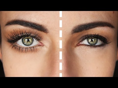 how to make your eyes appear larger or smaller do s don ts