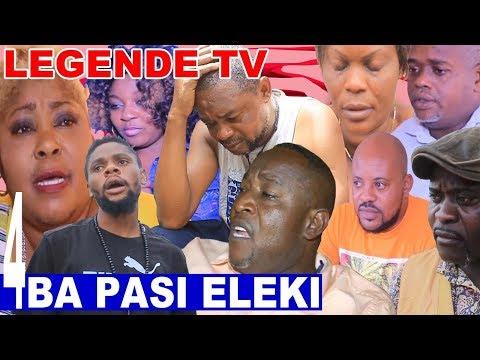 BA PASI ELEKI EP: 4 -Theatre congolais-Vue de loin-Richard Mukoko-belvie-herman-alain-legende tv
