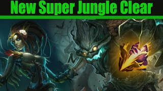 New Super Jungle Clear Route