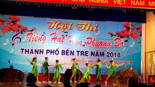 Hội thi tiếng hát hoa phượng đỏ năm 2018