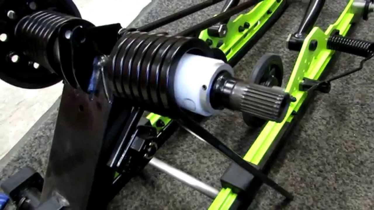 Ski-doo R-motion    T-motion Torsion Spacers - Monster Performance