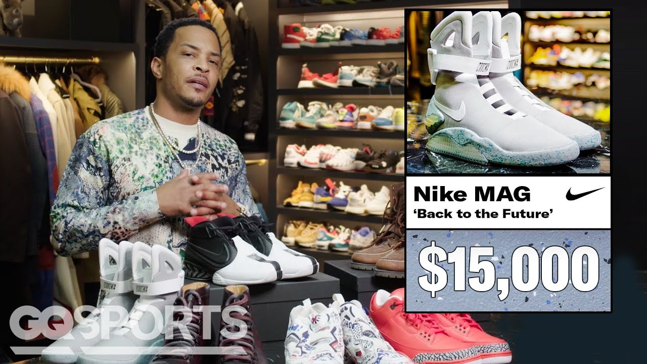 Download T.I. Shows Off His Sneaker Collection | My Life in Sneakers | GQ Sports
