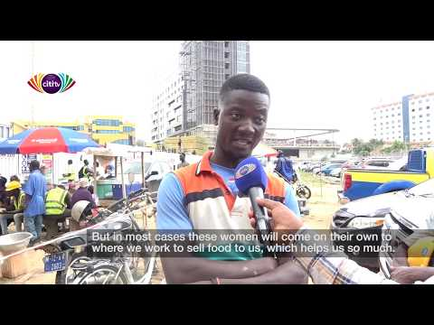 The business of feeding construction workers in Accra - Business Dashboard